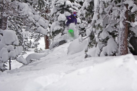Heavenly to Open Killebrew Canyon